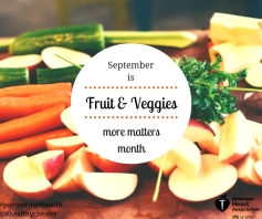 September- More matters month